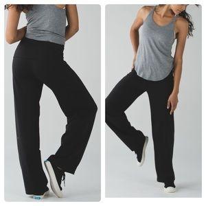 Lululemon Stillness Wide Leg Pants